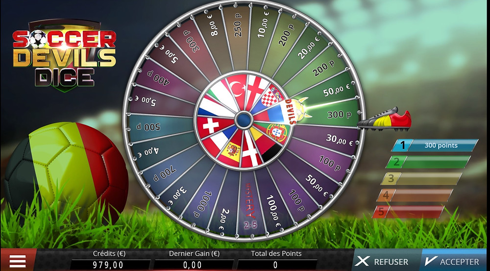 Airdice Soccer Devils Dice Review Lucky Games Casino