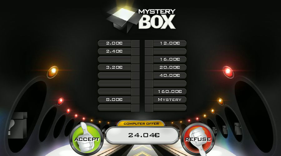 Blog LuckyGames.be - Gaming1 Mystery Box Dice Game Review
