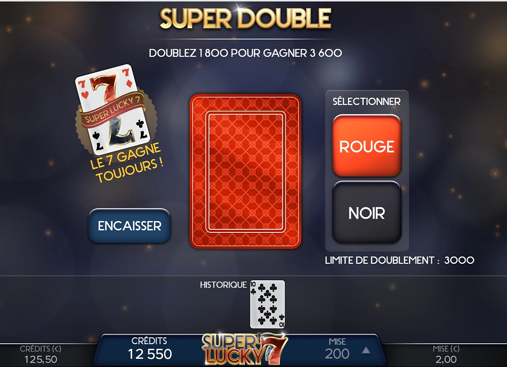 Blog LuckyGames.be - Airdice Super Lucky 7 Game Review