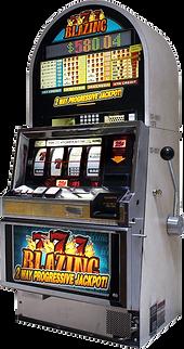 Blazing sevens slot machine for sale