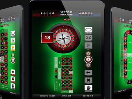 Vertical Roulette Review LuckyGames
