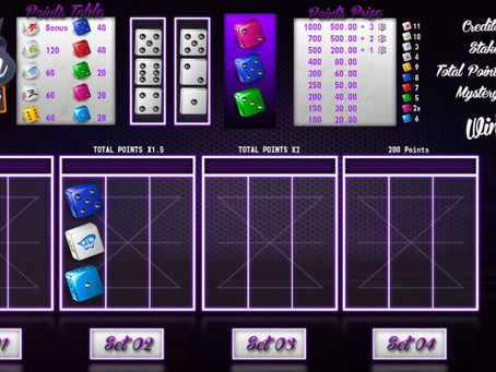 Rapid Rush Jackpot Dice Game Review LuckyGames