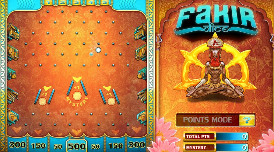 Blog LuckyGames.be - Gaming1 Fakir Dice Game Review
