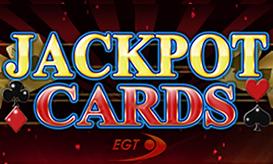 EGT Jackpot Cards Luckygames