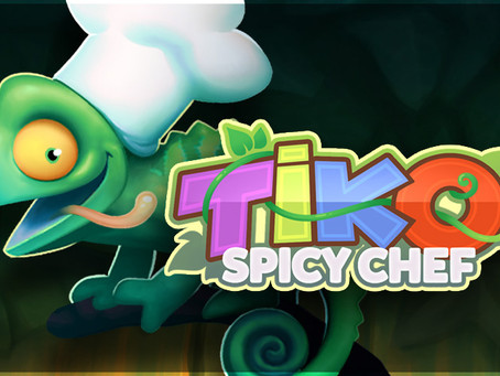 Gaming1 Tiko Spicy Chef Dice Slot Review Luckygames