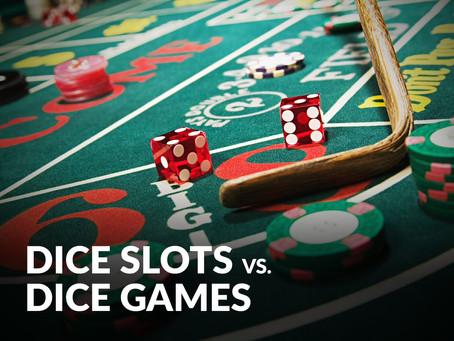 Les jeux Lucky Games les plus populaires : les dice slots face aux dice games