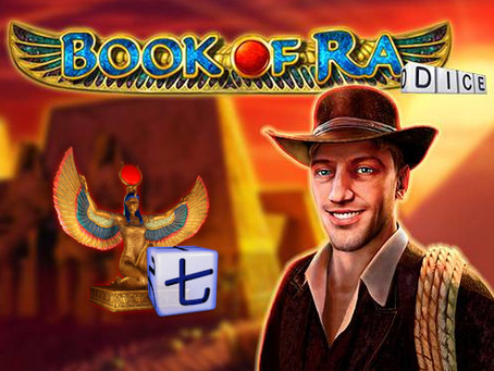 Greentube Book of Ra Dice Slot Review Luckygames