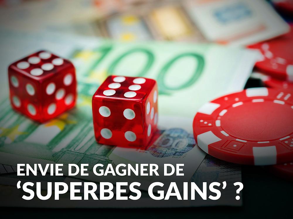 Envie de beaux gains? Jouez à ces jeux sur Lucky Games Casino