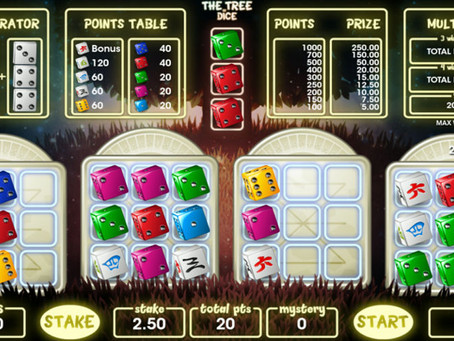 Tree Of Dice - Dice Game Wheel Review LuckyGames
