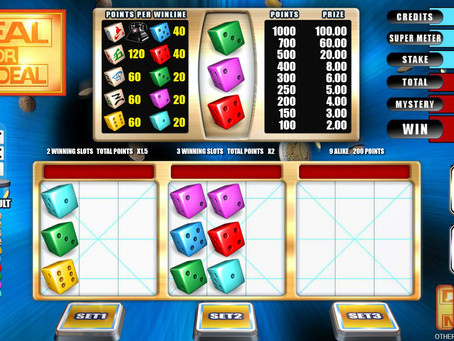 Deal Or No Deal Dice Game Review LuckyGames