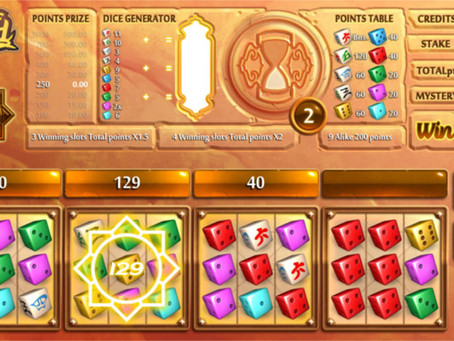 Tales Of Sand Dice Game Review LuckyGames