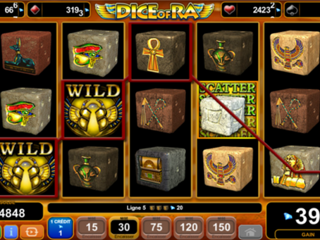 EGT Dice Of Ra Diceslot Game Review LuckyGames