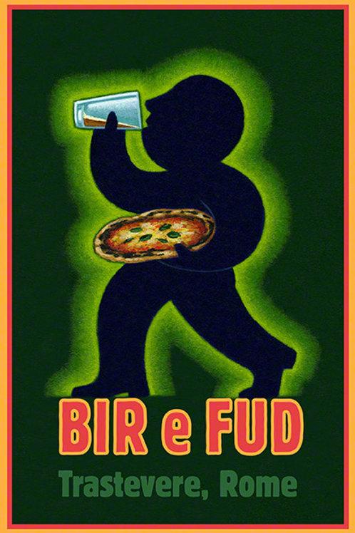 Bir e Fud Poster