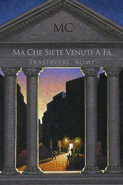 Ma Che Poster