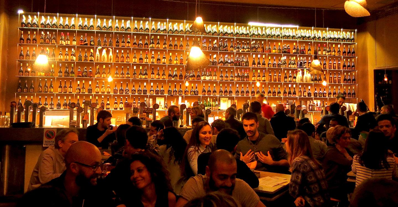 Rome Beer & Food Tasting