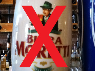 Italian Craft Beer Under Attack.