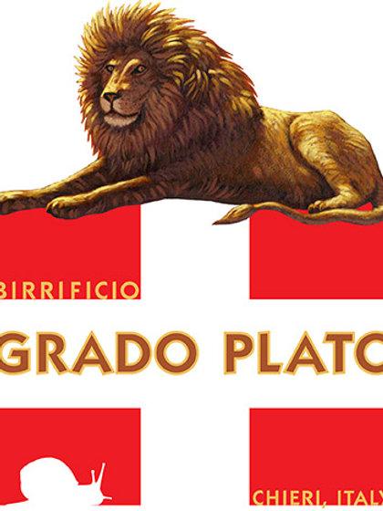 Grado Plato Poster