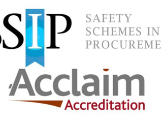 Acclaim and SSIP membership