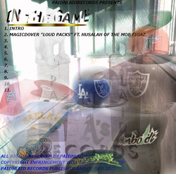 in da game vol 1 back cover