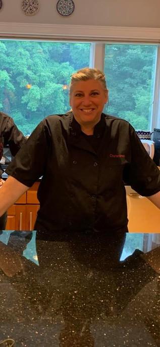 Christina - Chef