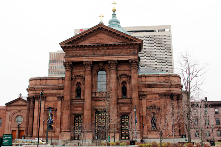 Cathedral Basilica of Saints Peter & Paul