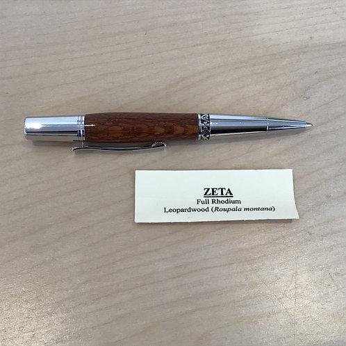 Leopardwood Rollerball Pen