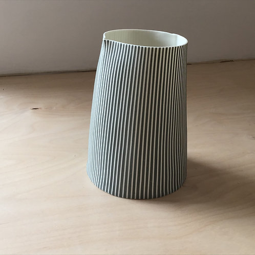 Justine Allison - Medium striped jug