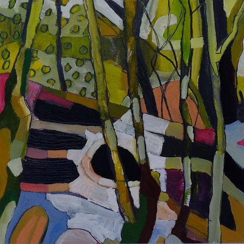 Woodland Study No 19