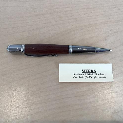 Cocobolo Rollerball Pen