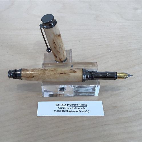 Masur Birch Fountain Pen