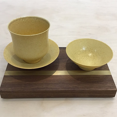 Spencer Penn - Porcelain Espresso Set