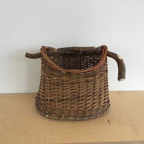 Small oval handbag