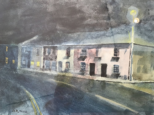 Old Cottages, Free Street, Brecon