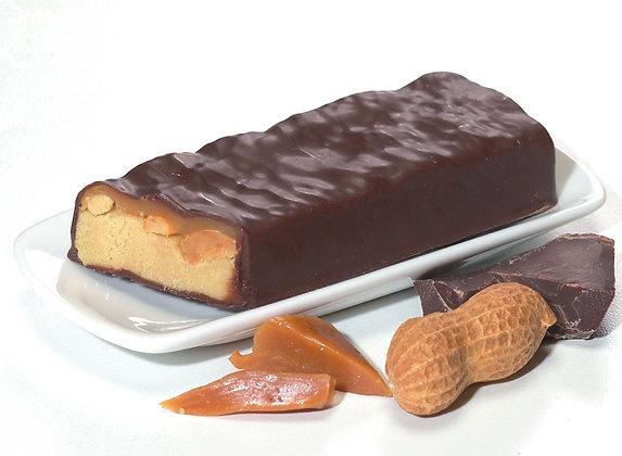 Reep Karamel Chocolade-Nootjes ( 7 porties)