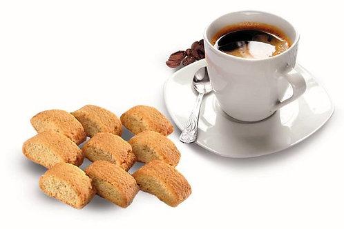 Proteinedieet koekjes winkel Turnhout W8CONTROL, Feeling OK cantucci amandel dieet koekjes
