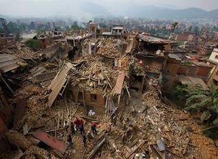 Prayers for Nepal