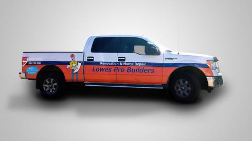 Lowes Pro Builders.