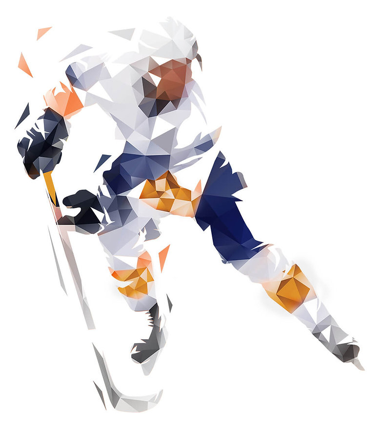 Hockey athlete yorkton physiotherapy design