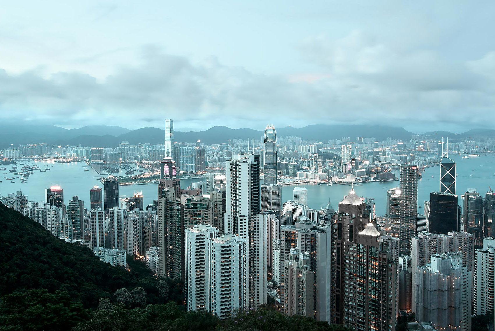 Cityscape Panorama