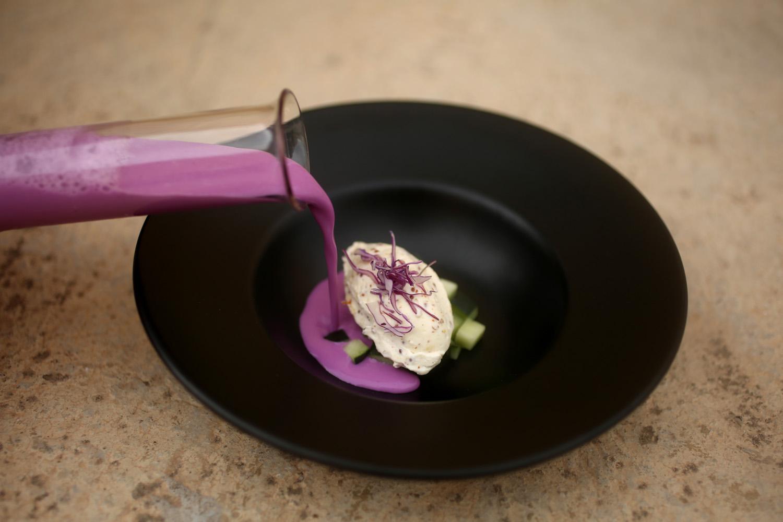 cabbage gazpacho