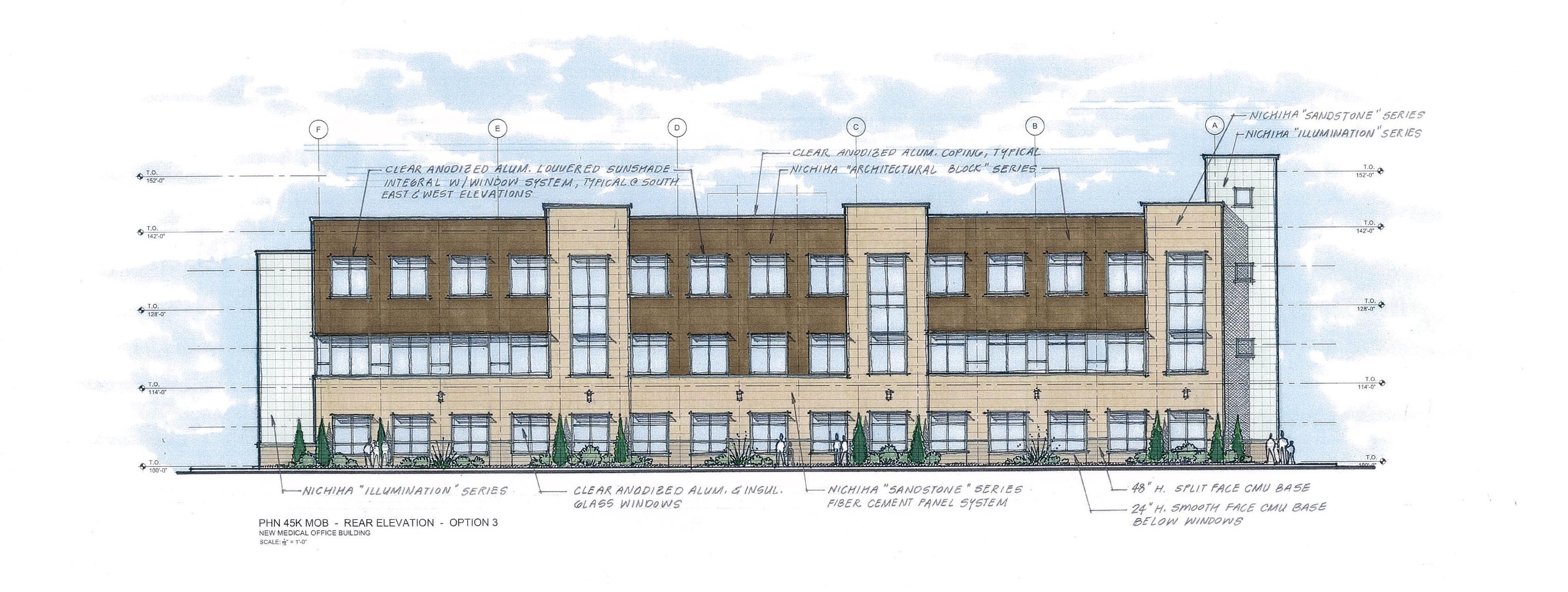 PHN Lewistown | Core Architects llc - Pittsburgh