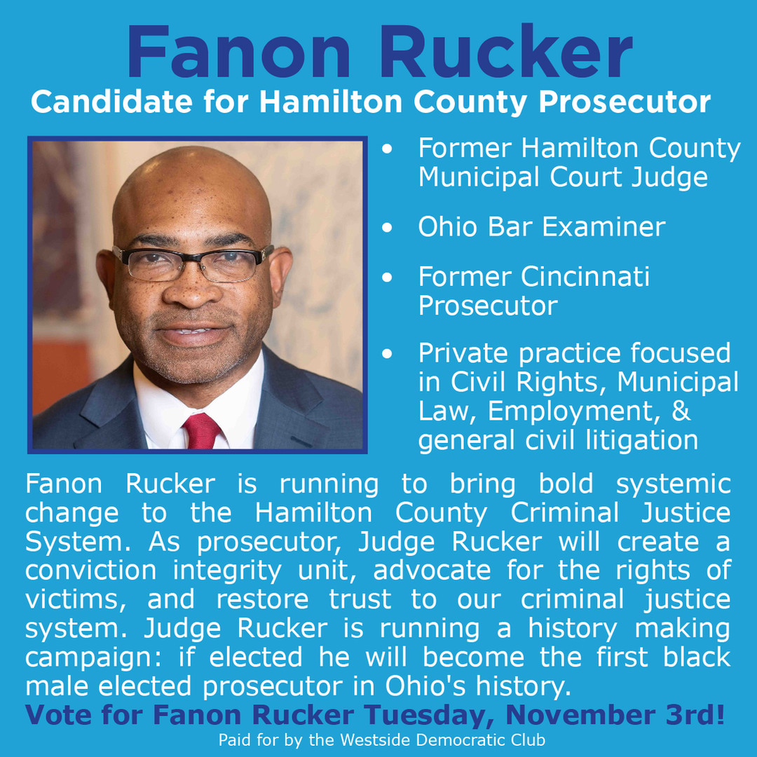 Judge Fanon Rucker