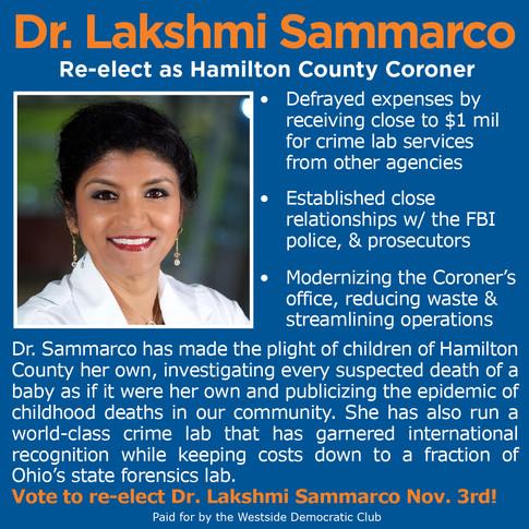 Dr. Lakshmi Sammarco