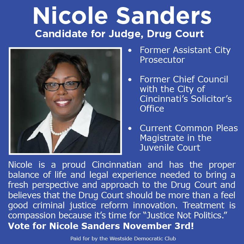 Nicole Sanders