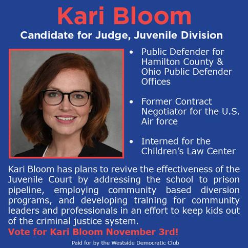 Kari Bloom
