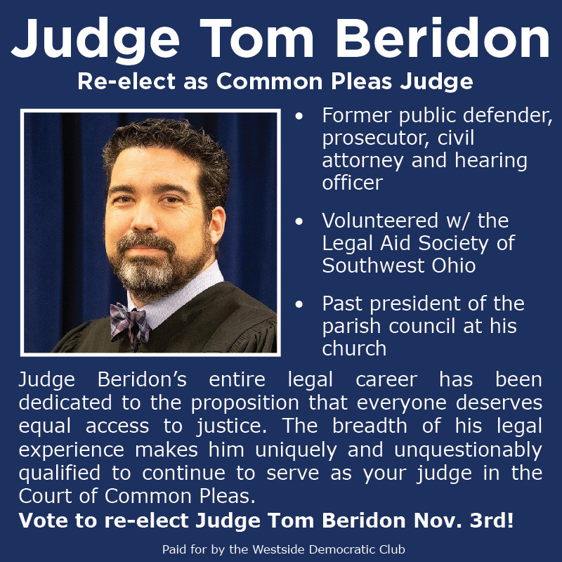 Judge Thomas Beridon