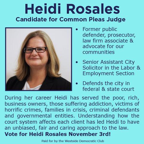Heidi Rosales