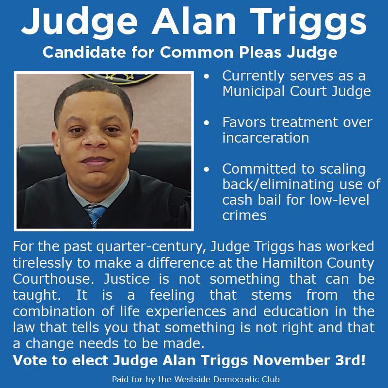 Judge Alan Triggs