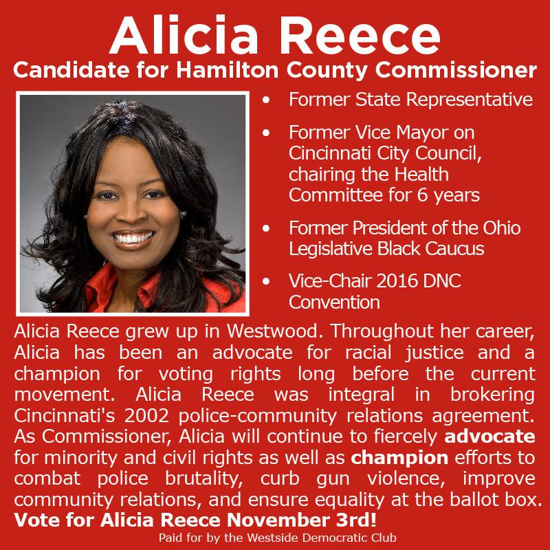 Alicia Reece