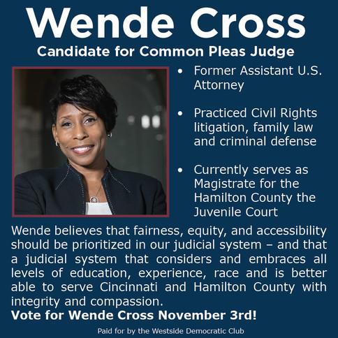Wende Cross